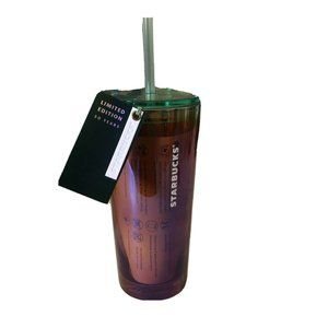 Starbucks 2021 Limited Edition 50 Years Glass